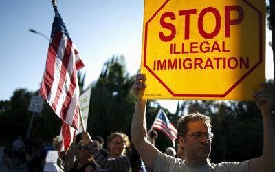 La inmigración, el tema clave para los votantes de Texas