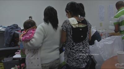 Testimonios de maltrato en albergues para migrantes
