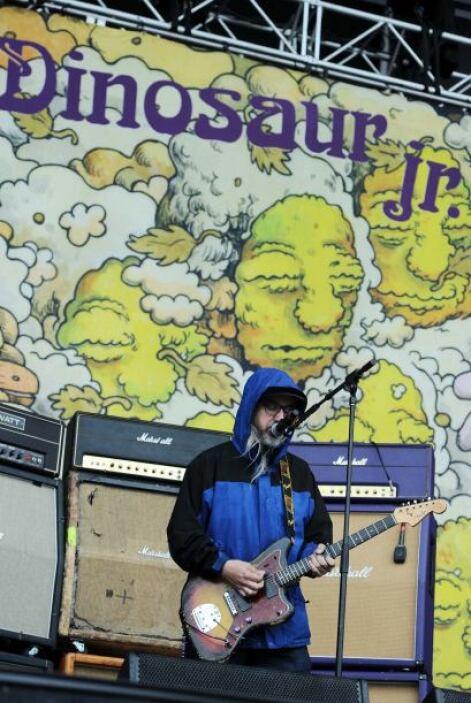 Canciones como de la banda The Velvet Underground, rock neopsicodélico c...