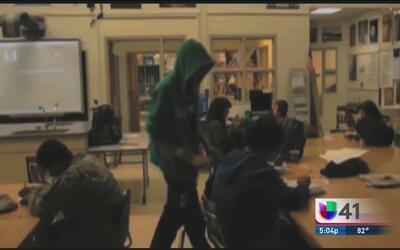Octubre mes de la lucha contra el Bullying
