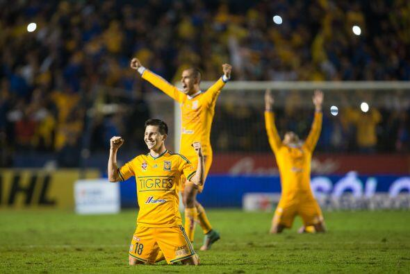 Tigres está en la Gran Final del Apertura 2014 sin haber ganado n...
