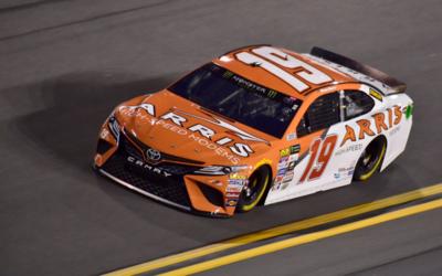 Carro de Daniel Suárez, NASCAR
