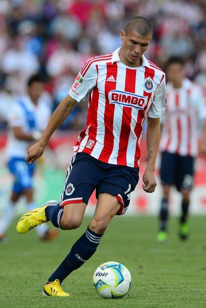 14 Jorge Enríquez.-  El 'Chatón' ha recuperado su nivel en...