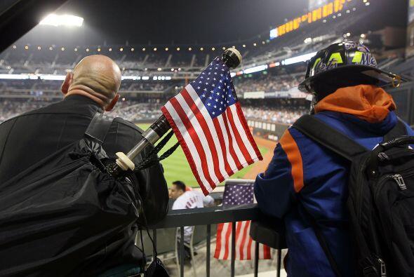 Una de las ceremonias más emotivas se dio en la ciudad de Nueva York.