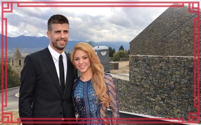 Shakira está a punto de estrenar su nueva casa.