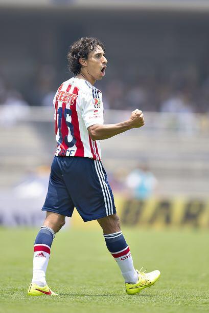 En este Apertura 2014, Fernando Arce es quien se ha 'echado al hombro' a...
