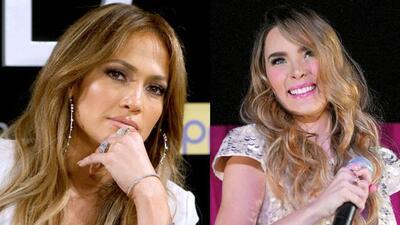 Jennifer López aclaró que no hará dueto con Belinda.