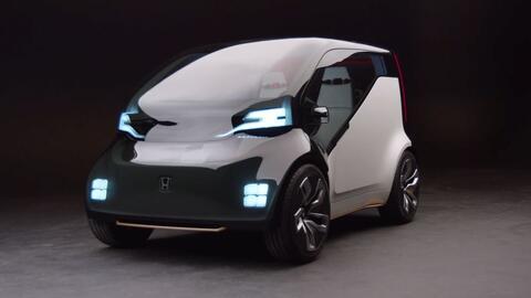 El Honda NeuV Concept se convertirá en uno de tus mejores amigos