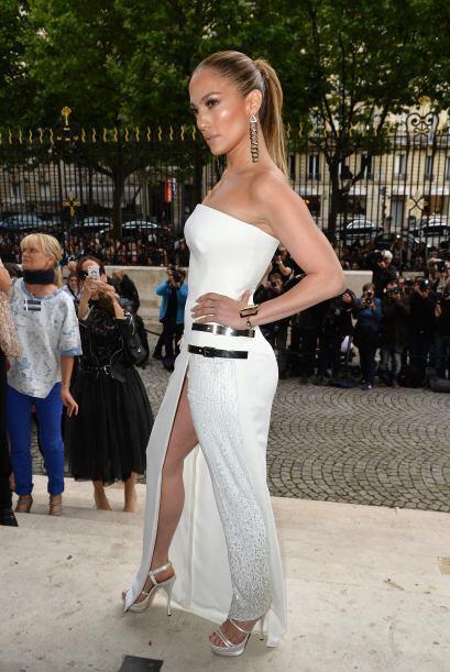 El Fashion Week de París fue la sede que recibió a este importante ícono...
