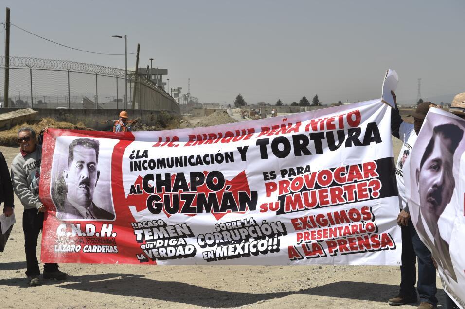 Escapa de la cárcel el hijo de un cofundador del cártel de Sinaloa junto...