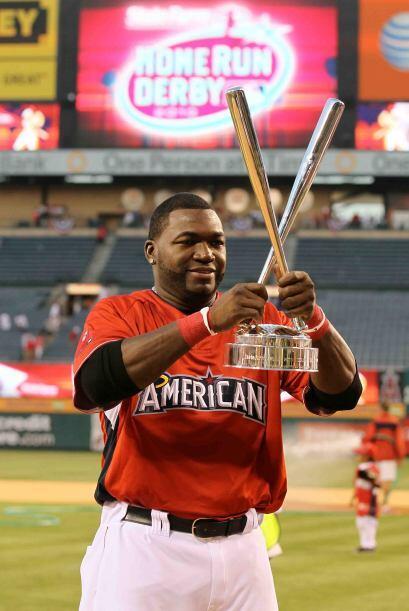 David Ortiz conquistó el Home Run Derby 2010 en batalla final ent...