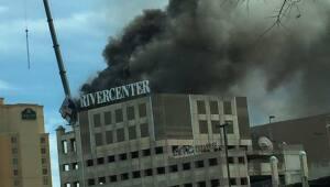 Incendio Centro Comercial SA