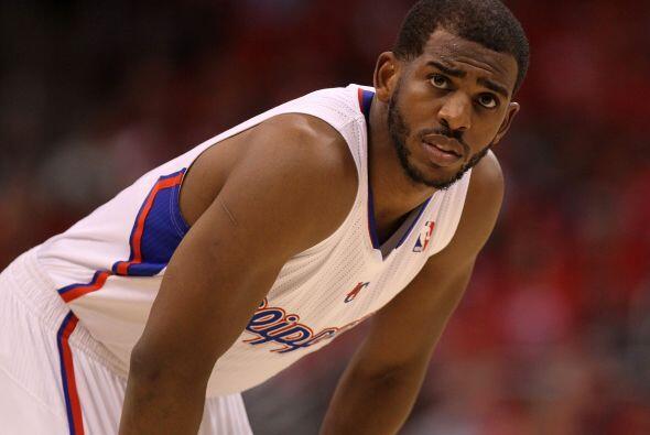 El base de los Clippers, Chris Paul, es el cuarto elegido...y sin dudas...