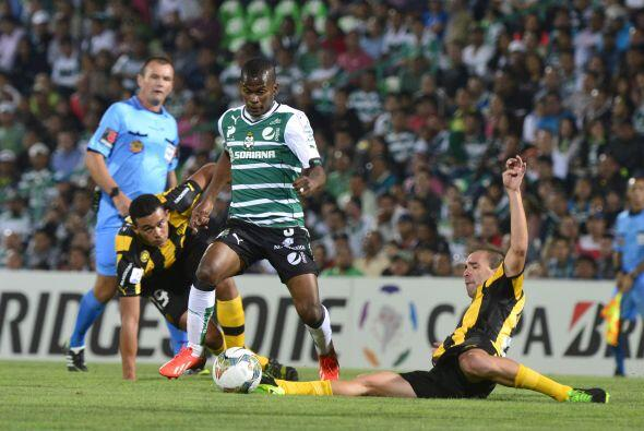Darwin Quintero fue el más valioso del partido al anotar dos goles y pon...
