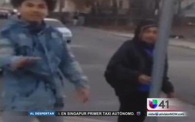 Adolescente que derribó de un puñetazo a un inmigrante se declarará culp...
