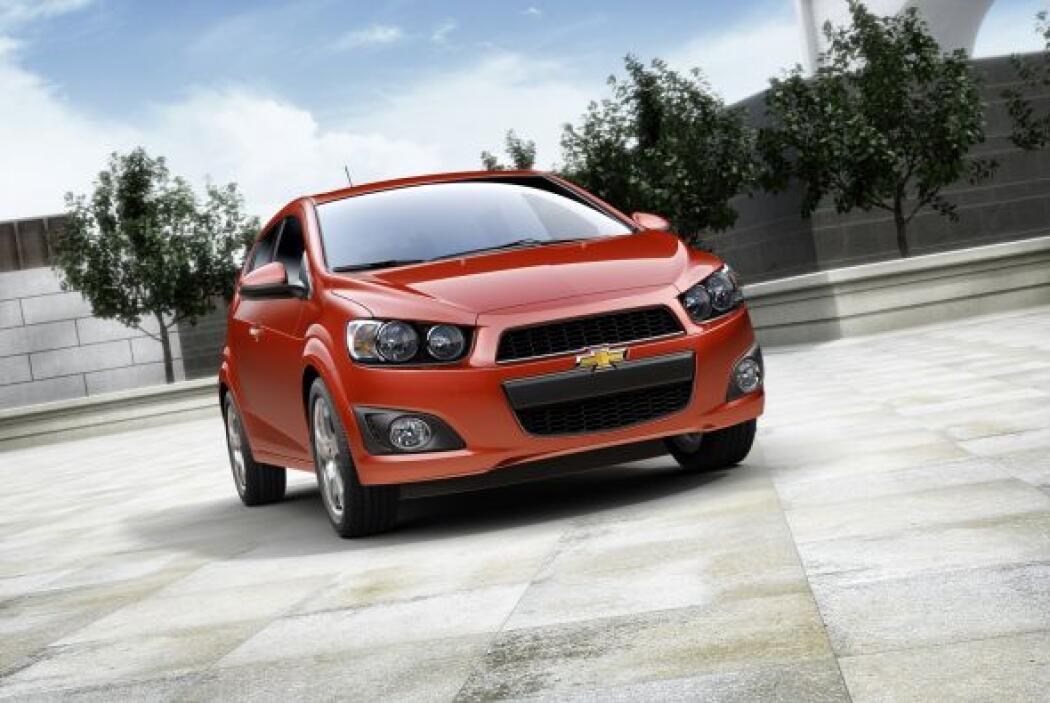 5.- Chevrolet Sonic 2012: El nuevo subcompacto de Chevrolet combina un d...
