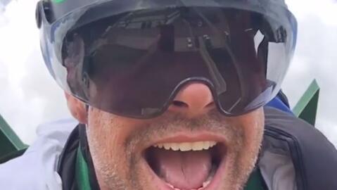 """Ricky Martin se lanza de """"El Monstruo"""""""