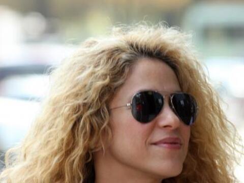Shakira aprovechó unos días libres en Europa para visitar...