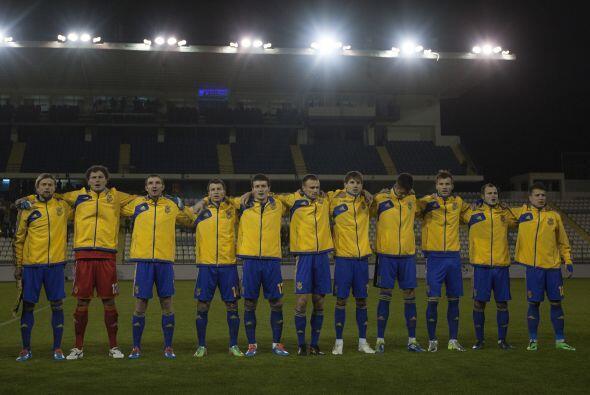 Ucrania visita a Bielorrusia que acumula un punto mientras los amarillos...