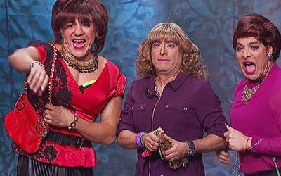 Estas tres comadres se robaron el show en Premios TVyNovelas