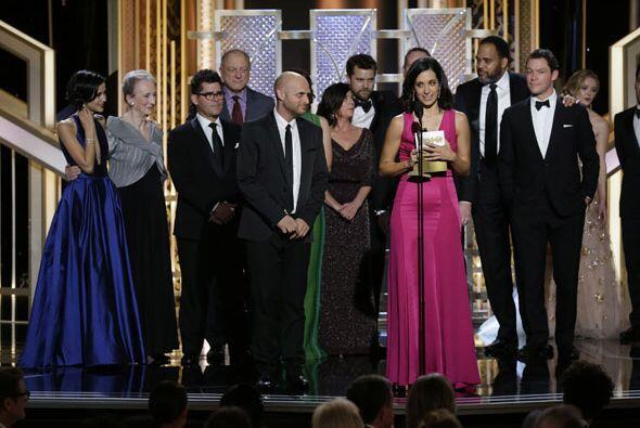 'The Affair', designada como el Mejor Drama del año en TV.