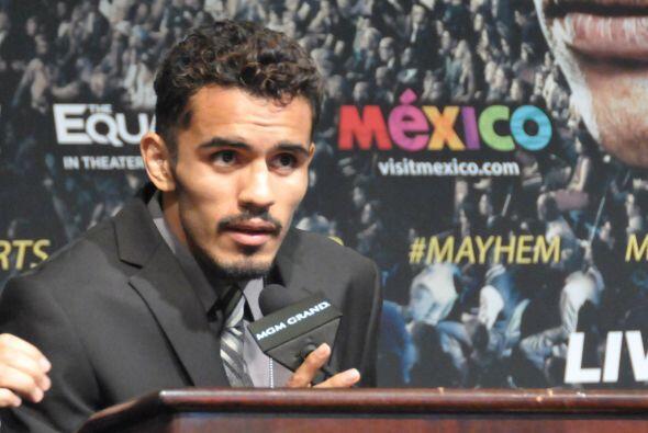 Vázquez mostró respeto por su rival pero no tiene dudas de que se llevar...