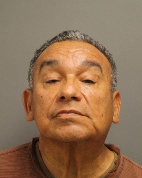 Carlos Garza Sr.- del Maverick County Constable's Office