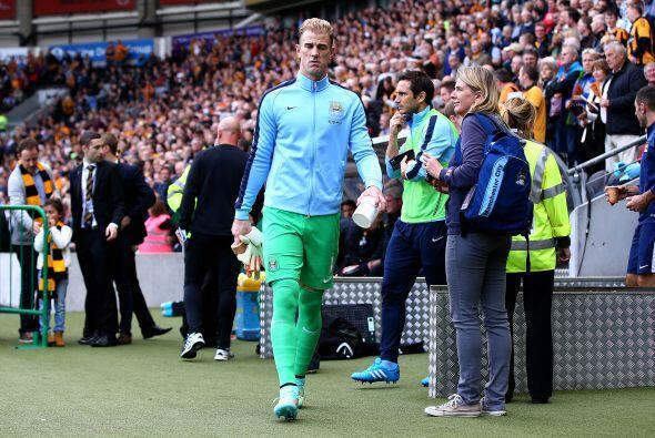 En la siguiente tanda de partidos se presentó el Manchester City donde J...