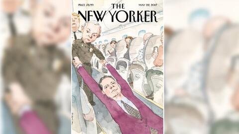 The New Yorker muestra a Sessions arrastrando a Comey, como el médico sa...