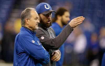 CHUCK PAGANO ANDREW LUCK