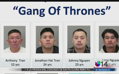 Arrestan a 23 personas en un operativo contra la mafia vietnamita