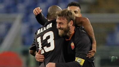 La Roma venció 2-1 al MEpoli y ahora espera rival.