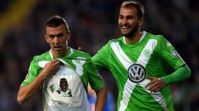 El Wolfsburgo no tuvo problemas para ganar su pase a la final de la Copa...