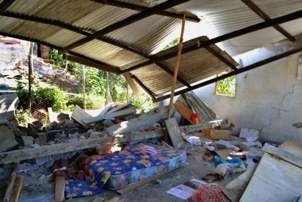 El sismo se produjo a las 6:23 de la mañana, según anunció el Servicio G...