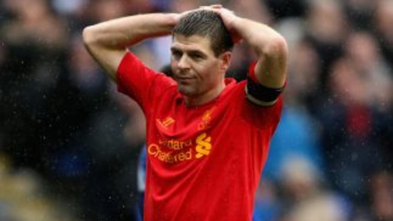 El capitán de los 'Reds' ya no verá actividad en la parte final del torn...