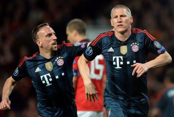 Bastian Schweinsteiger, uno de los líderes del cuadro teut&oacute...