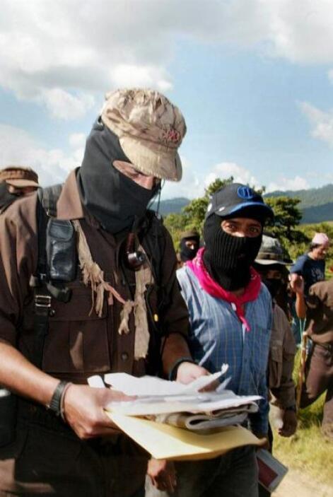 Se levantaron en contra de la marginación de las poblaciones indígenas d...