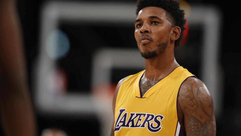 Nick Young se une a la lista de lesionados de los Lakers.