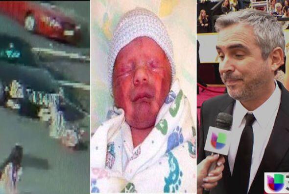Desde el hispano rey de los premios Oscars, a la niña atropellada dos ve...