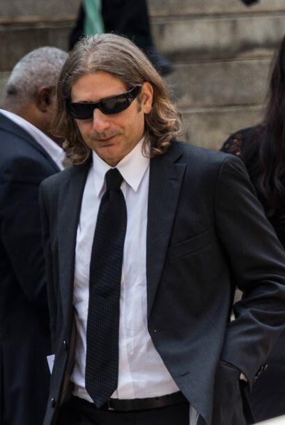 Familiares y amigos de James Gandolfini se dieron cita el día de...