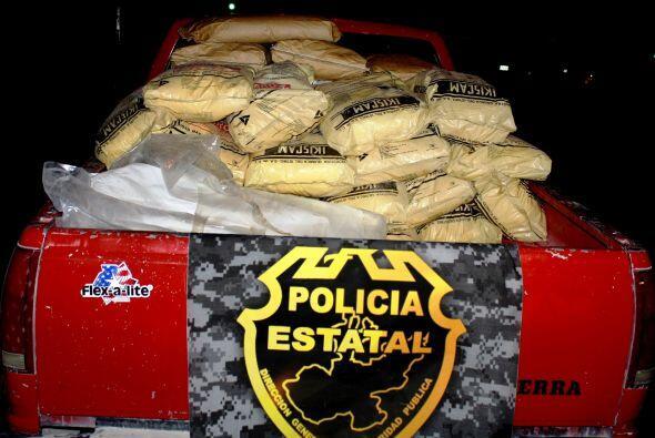 Subrayó el peligro de que la situación empeore si las bandas de narcotra...