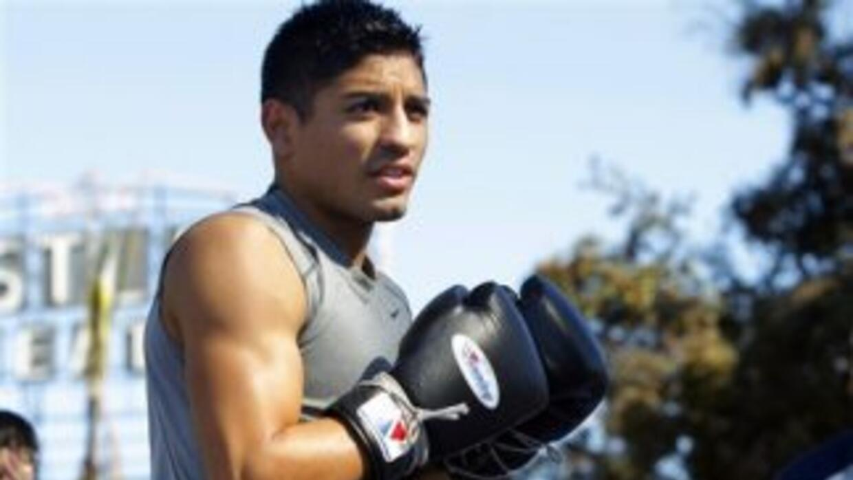 Abner Mares.