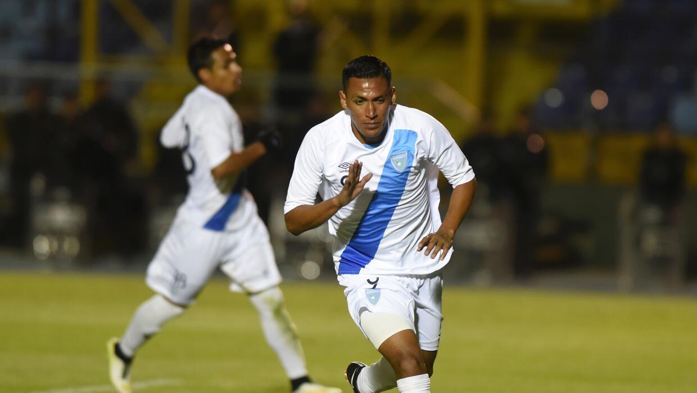 Guatemala derrotó 3-1 a Honduras