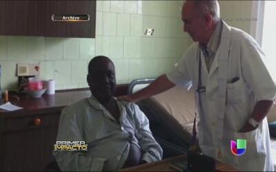 Murió el misionero español que se contagió de ébola