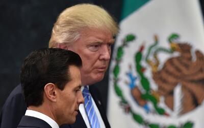 Tras roce de Peña Nieto y Trump, ¿qué va a pasar con la relación económi...