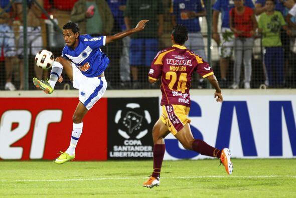 Cruzeiro sigue invicto y es el equipo más goleador de la fase de...