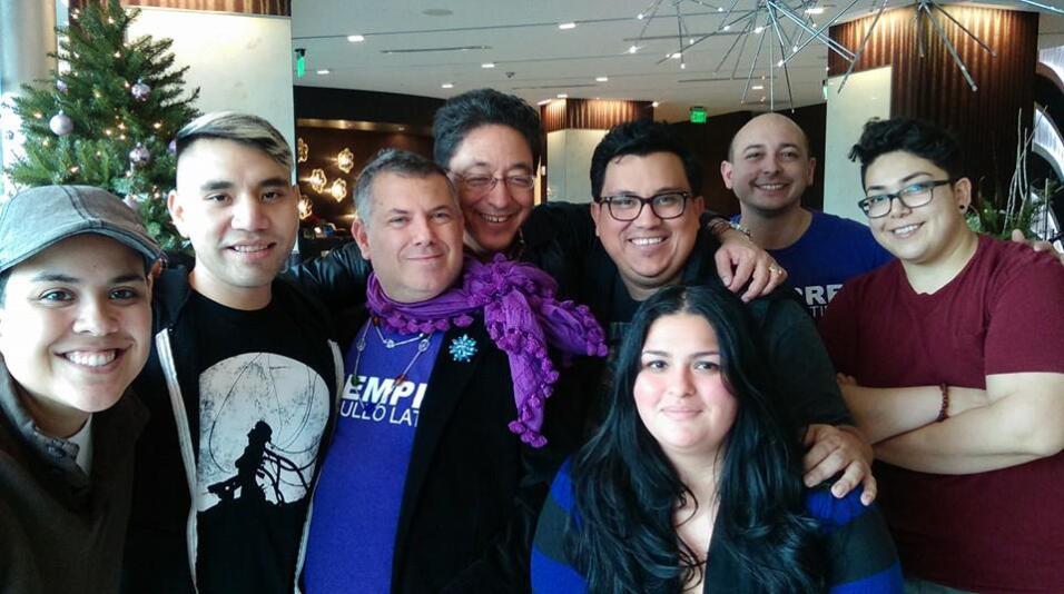 the Latino GLBT History project