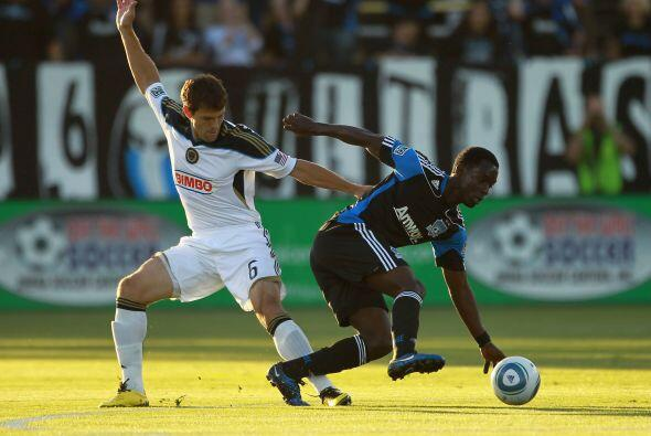 San Jose Earthquakes y Philadelphia Union no se hicieron daño y e...