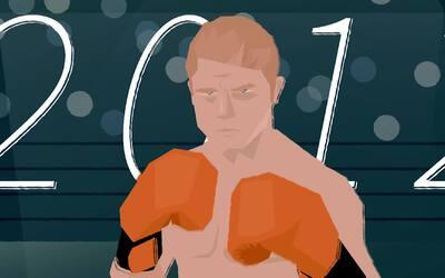 Muy pocos le apostaban al 'Canelo' Álvarez cinco años atrás, hoy está en...