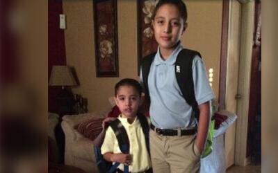 Dos niños y dos adolescentes resultaron heridos en una balacera en un ve...